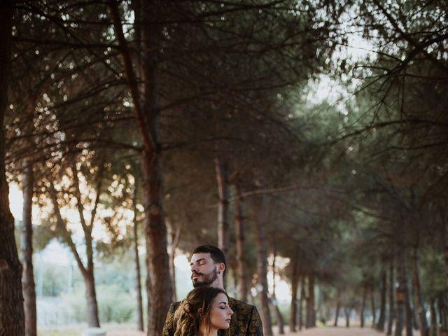 Il matrimonio di Gioia e Gianluca a Chieti, Chieti 94