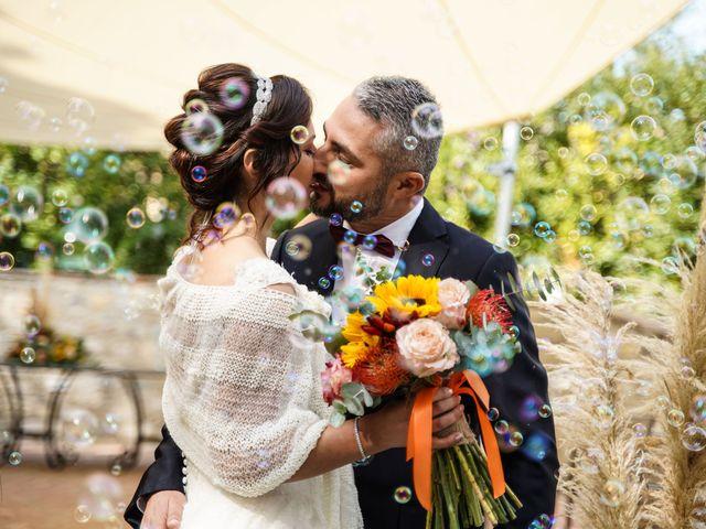 Le nozze di Nicole e Massimiliano