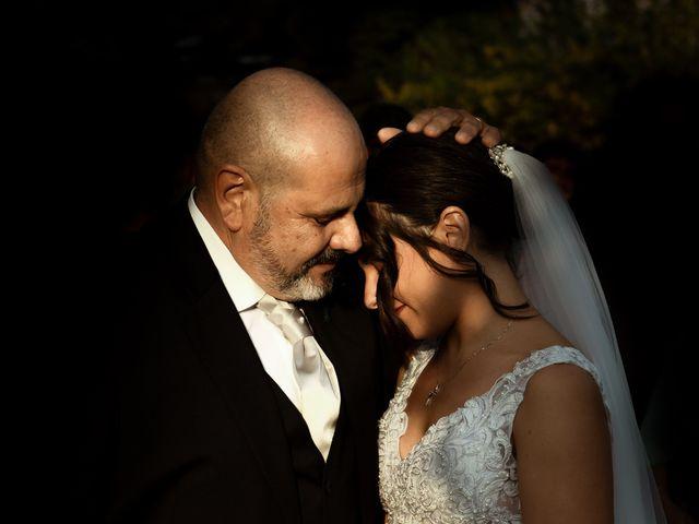 Il matrimonio di Alessandro e Valentina a Frascati, Roma 1