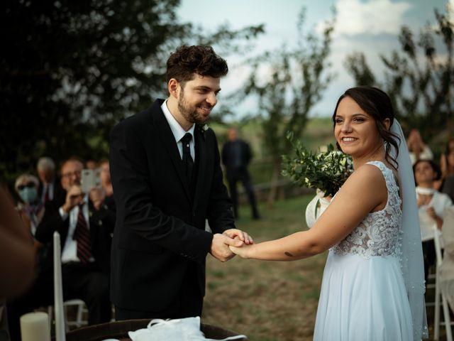 Il matrimonio di Alessandro e Valentina a Frascati, Roma 26