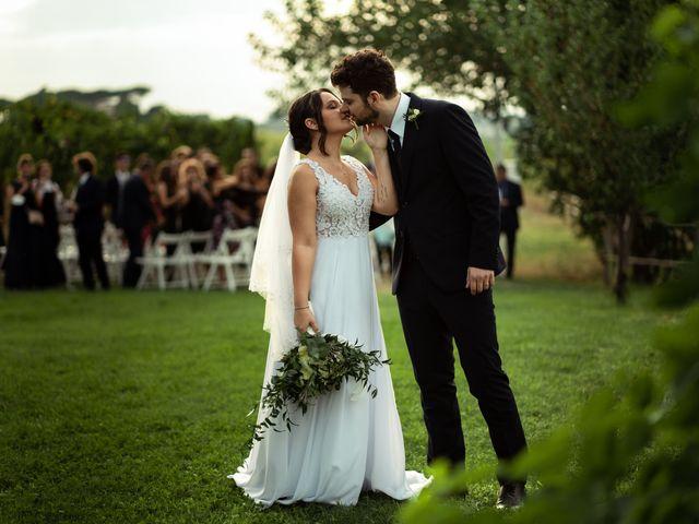 Il matrimonio di Alessandro e Valentina a Frascati, Roma 28