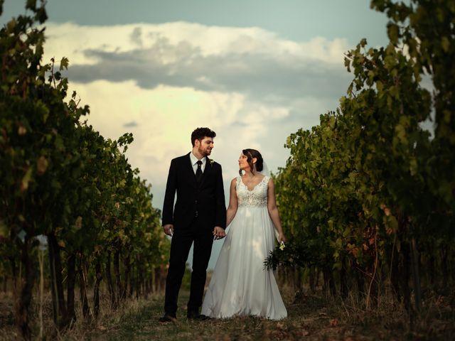 Il matrimonio di Alessandro e Valentina a Frascati, Roma 2