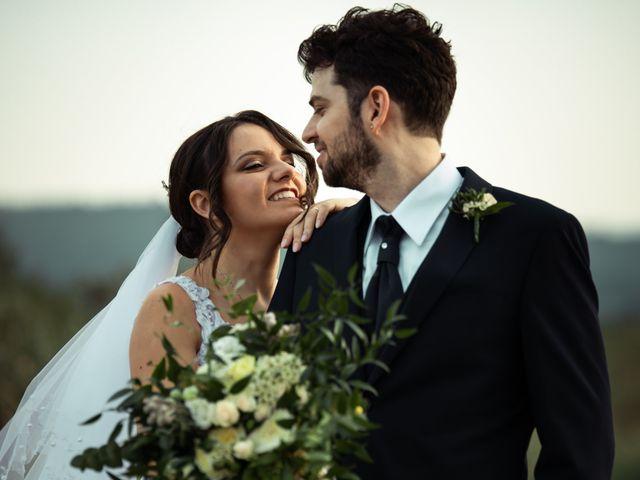 Il matrimonio di Alessandro e Valentina a Frascati, Roma 34