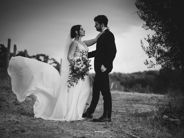 Il matrimonio di Alessandro e Valentina a Frascati, Roma 35