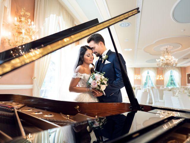 Le nozze di Rita e Claudio