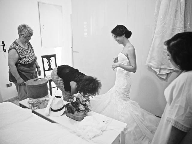 Il matrimonio di Fabrizio e Lara a Otranto, Lecce 12