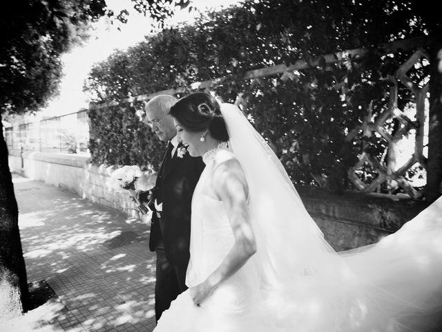 Il matrimonio di Fabrizio e Lara a Otranto, Lecce 16