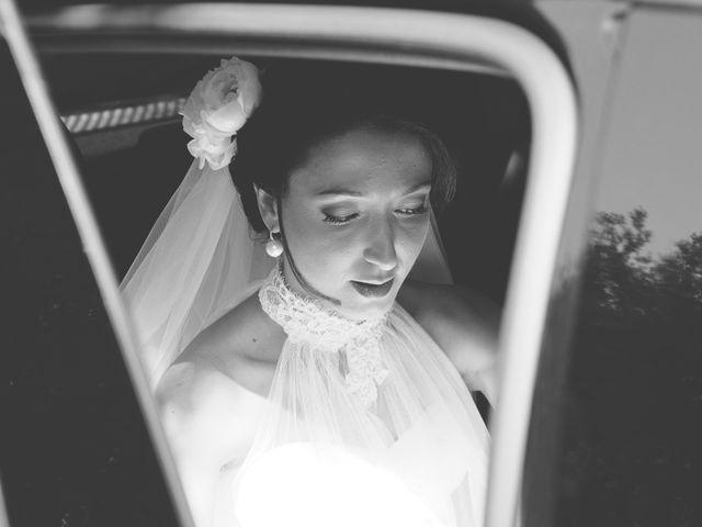 Il matrimonio di Fabrizio e Lara a Otranto, Lecce 17
