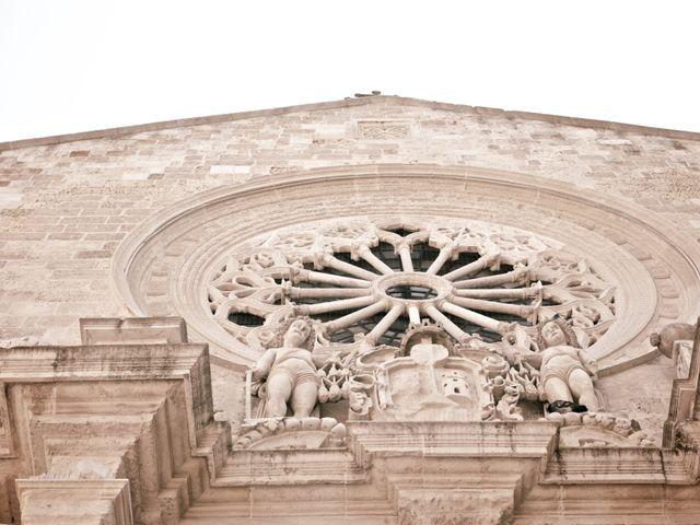 Il matrimonio di Fabrizio e Lara a Otranto, Lecce 18