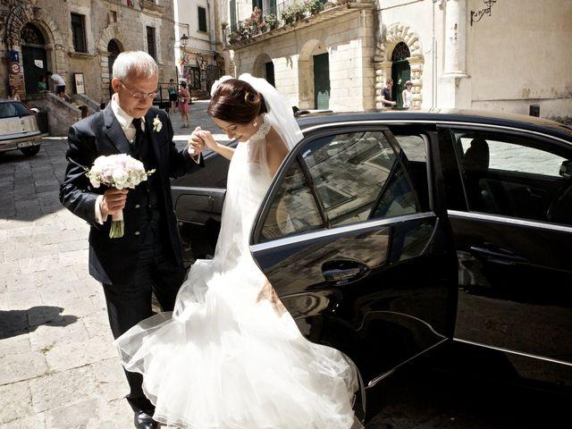 Il matrimonio di Fabrizio e Lara a Otranto, Lecce 22