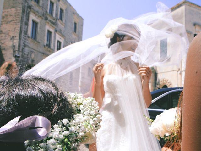 Il matrimonio di Fabrizio e Lara a Otranto, Lecce 23