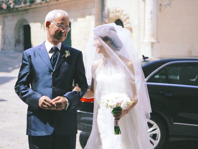 Il matrimonio di Fabrizio e Lara a Otranto, Lecce 25