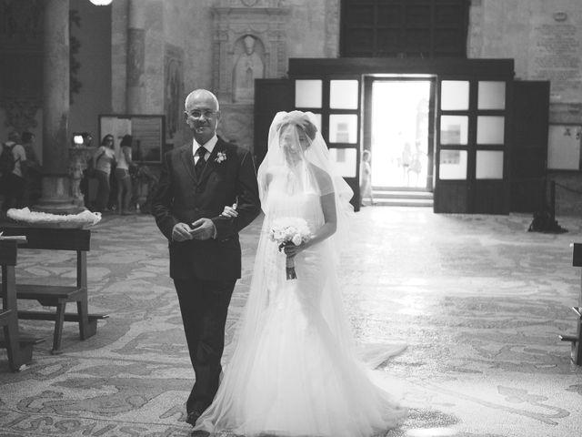 Il matrimonio di Fabrizio e Lara a Otranto, Lecce 26