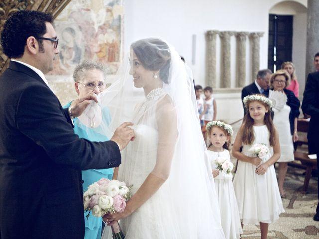 Il matrimonio di Fabrizio e Lara a Otranto, Lecce 28