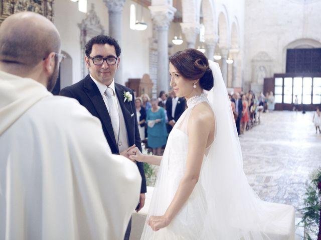 Il matrimonio di Fabrizio e Lara a Otranto, Lecce 30