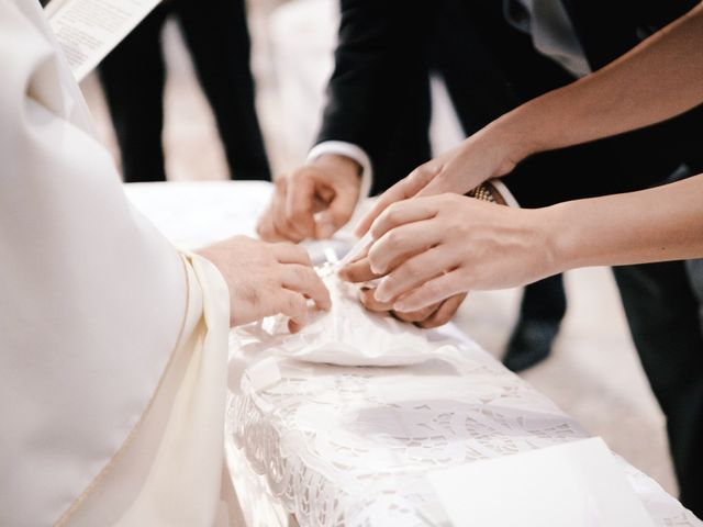 Il matrimonio di Fabrizio e Lara a Otranto, Lecce 32