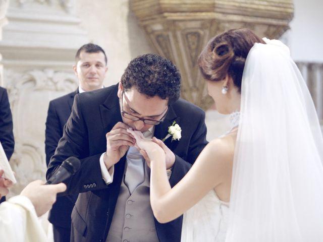 Il matrimonio di Fabrizio e Lara a Otranto, Lecce 33