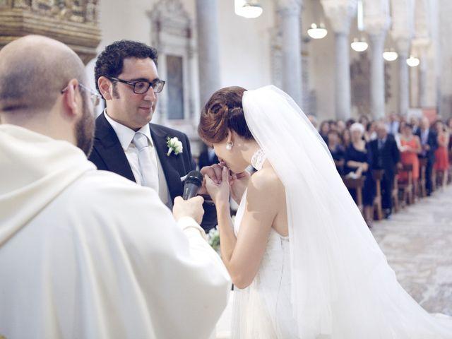 Il matrimonio di Fabrizio e Lara a Otranto, Lecce 34