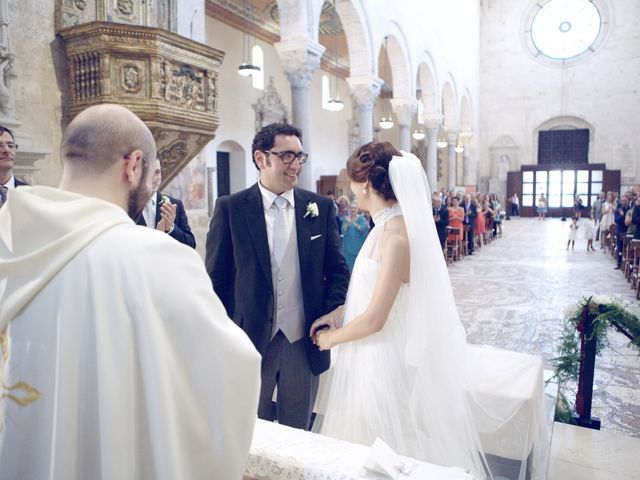 Il matrimonio di Fabrizio e Lara a Otranto, Lecce 35