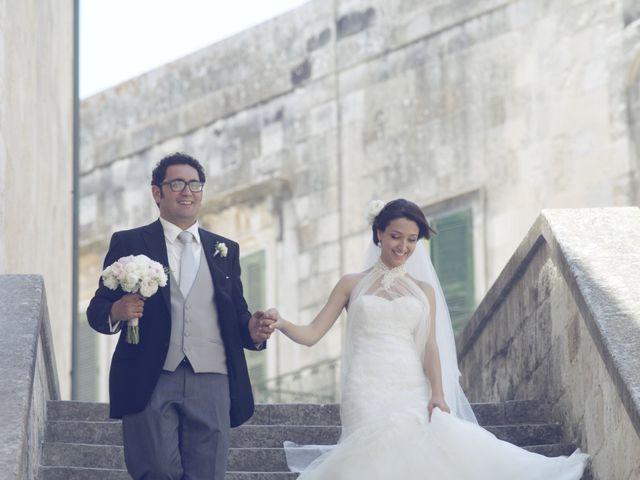 Il matrimonio di Fabrizio e Lara a Otranto, Lecce 46