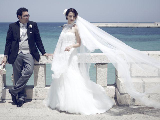 Il matrimonio di Fabrizio e Lara a Otranto, Lecce 47