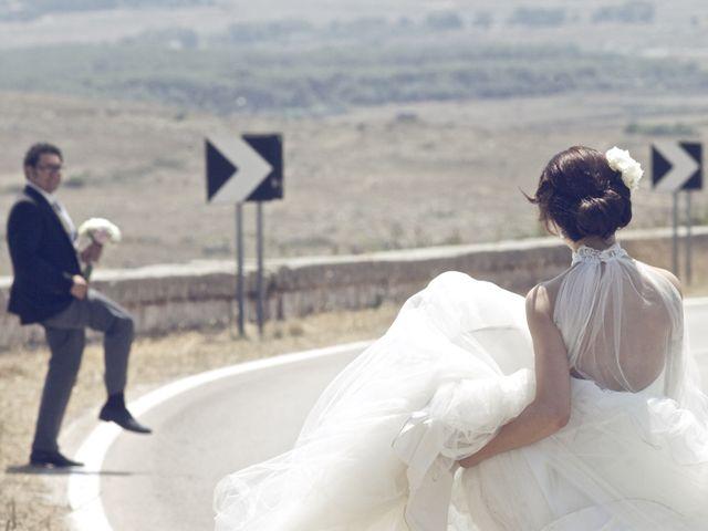 Il matrimonio di Fabrizio e Lara a Otranto, Lecce 48