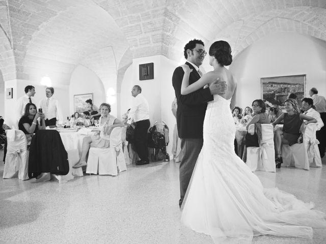 Il matrimonio di Fabrizio e Lara a Otranto, Lecce 55