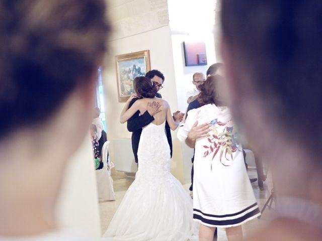 Il matrimonio di Fabrizio e Lara a Otranto, Lecce 58
