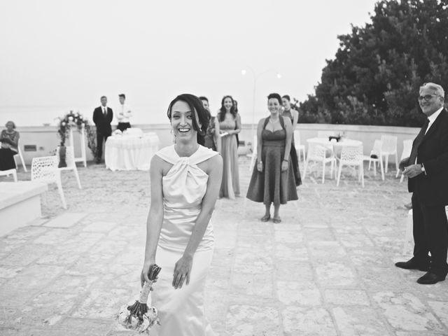 Il matrimonio di Fabrizio e Lara a Otranto, Lecce 62