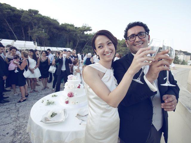Il matrimonio di Fabrizio e Lara a Otranto, Lecce 63