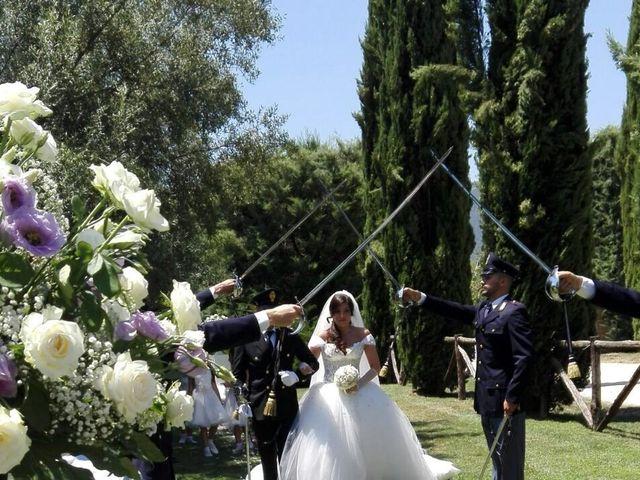 Il matrimonio di Giulio  e Felicia  a Pontelatone, Caserta 1