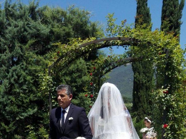 Il matrimonio di Giulio  e Felicia  a Pontelatone, Caserta 5