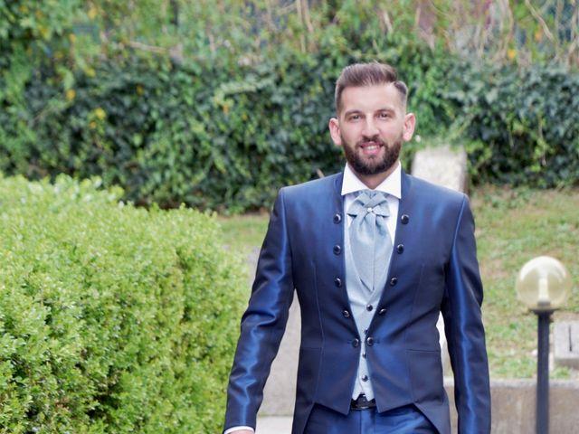 Il matrimonio di Fabio e Elena a Canzo, Como 5
