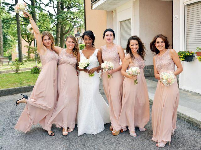 Il matrimonio di Fabio e Elena a Canzo, Como 6