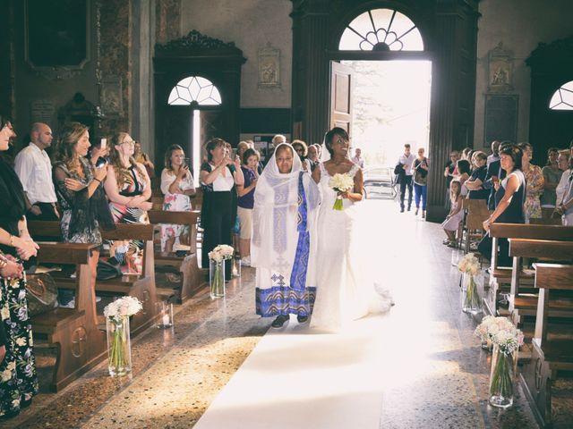 Il matrimonio di Fabio e Elena a Canzo, Como 7