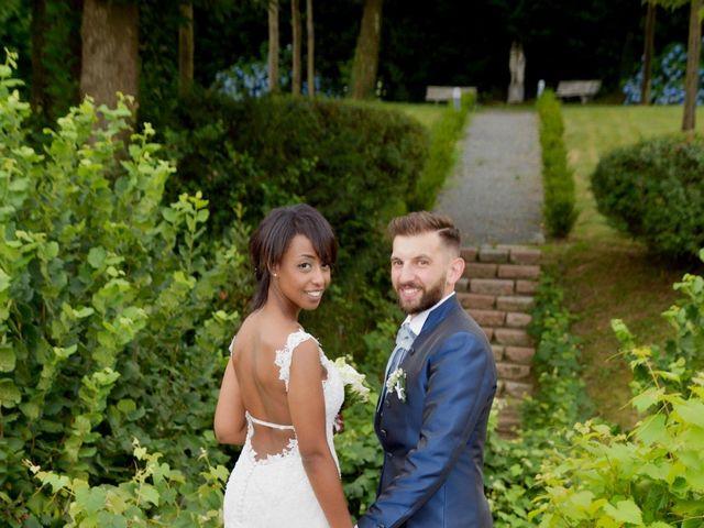 Il matrimonio di Fabio e Elena a Canzo, Como 10