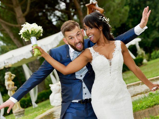 le nozze di Elena e Fabio
