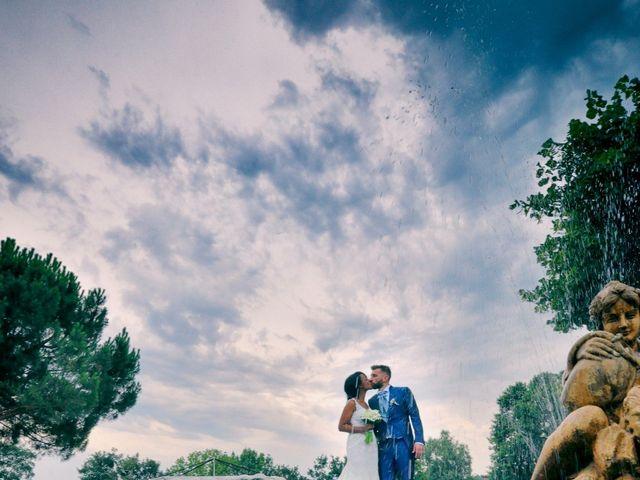Il matrimonio di Fabio e Elena a Canzo, Como 12