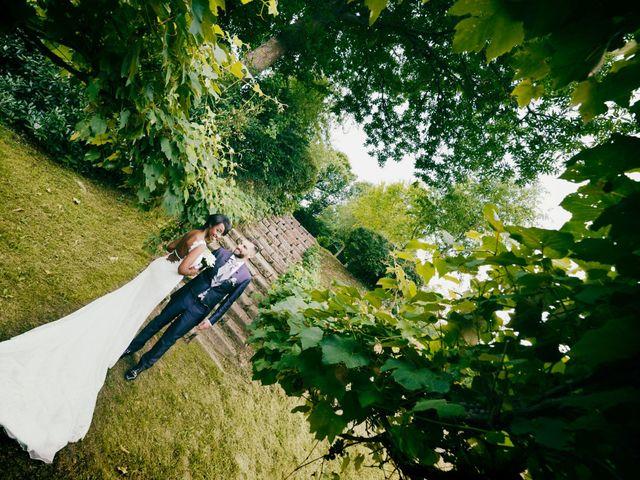 Il matrimonio di Fabio e Elena a Canzo, Como 13