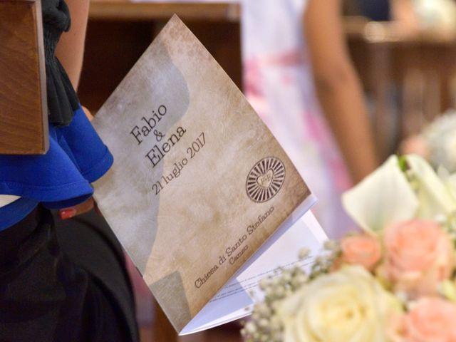 Il matrimonio di Fabio e Elena a Canzo, Como 18