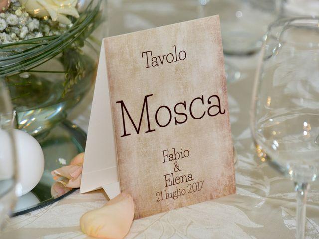 Il matrimonio di Fabio e Elena a Canzo, Como 21