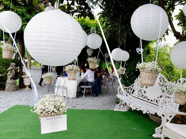 Il matrimonio di Fabio e Elena a Canzo, Como 23