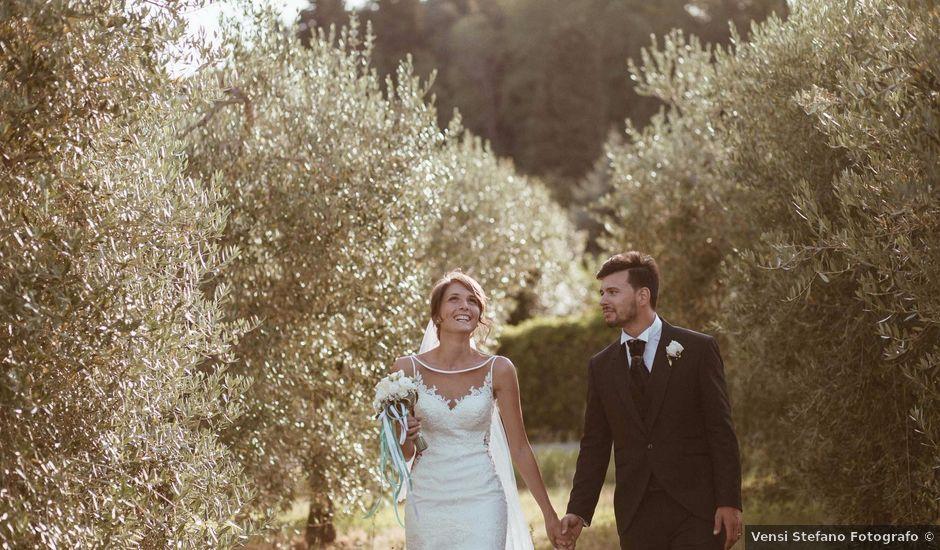 Il matrimonio di Michael e Francesca a Bientina, Pisa