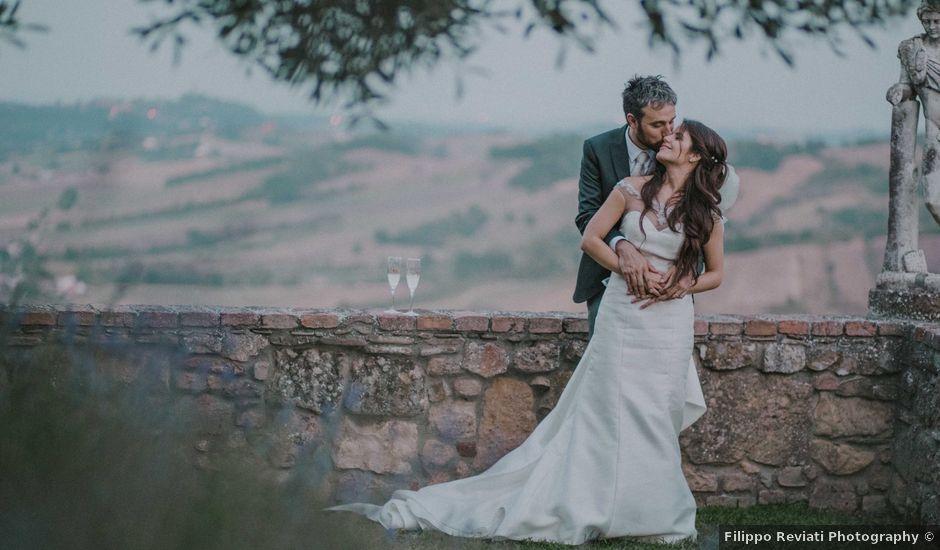 Il matrimonio di Lorenzo e Debora a Piacenza, Piacenza