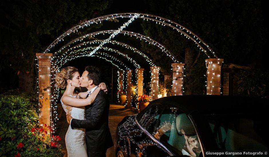 Il matrimonio di Melina e Antonio a Gioiosa Ionica, Reggio Calabria