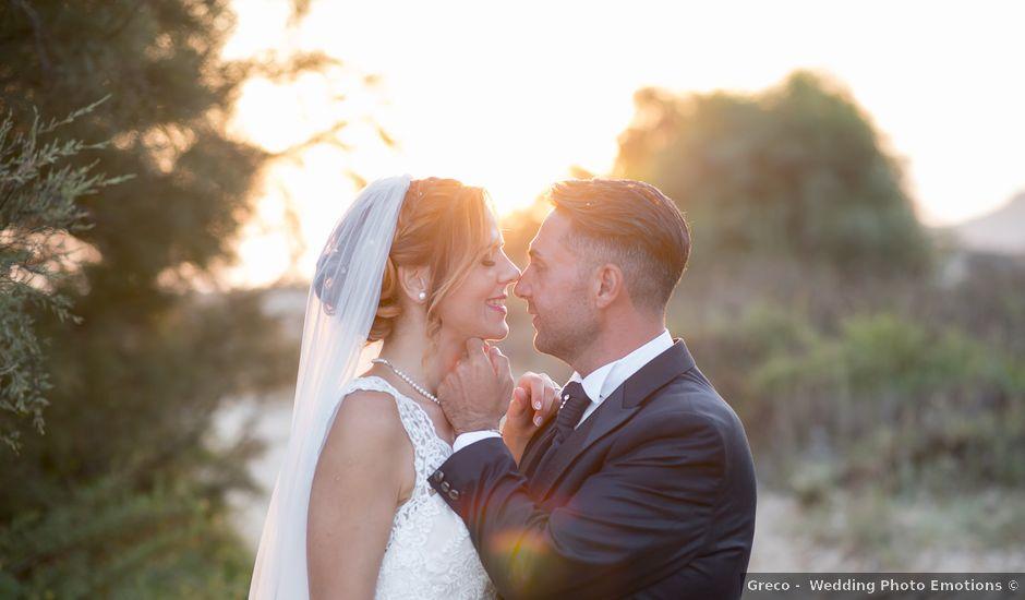 Il matrimonio di Antonino e Mary a Siculiana, Agrigento