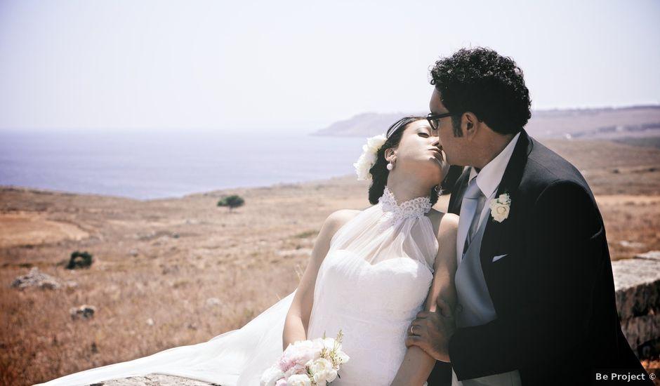 Il matrimonio di Fabrizio e Lara a Otranto, Lecce