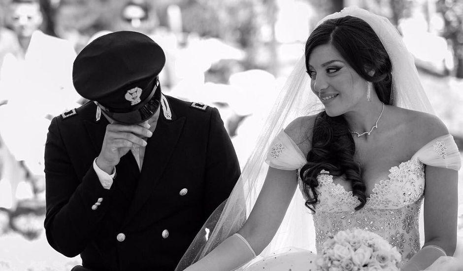 Il matrimonio di Giulio  e Felicia  a Pontelatone, Caserta