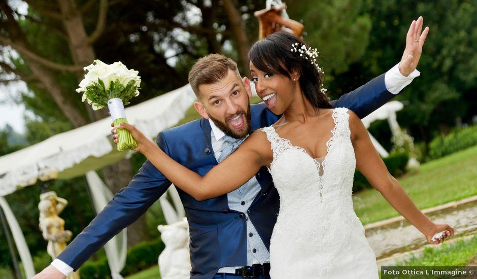 Il matrimonio di Fabio e Elena a Canzo, Como