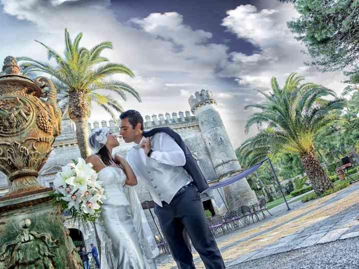 le nozze di Iris e Pierluigi